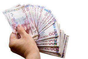 Sms lån trots kronofogden